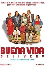 Buena vida (Delivery) Poster