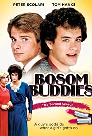 Bosom Buddies Poster - TV Show Forum, Cast, Reviews