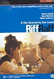 Riff-Raff (1991) Poster - Movie Forum, Cast, Reviews