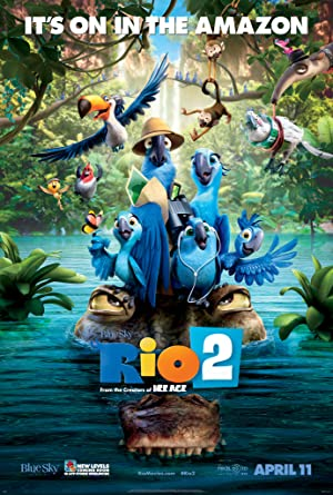 Rio 2. (2014) Download on Vidmate