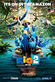 Rio 2 2014 BDRip 720p 980MB [Tamil-Telugu-Hindi-English] MKV