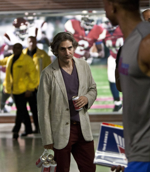 Michael Imperioli in Necessary Roughness (2011)