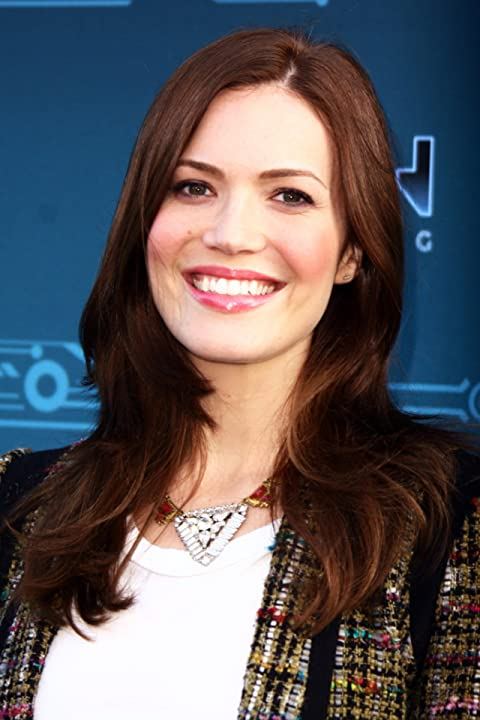 Mandy Moore at an event for TRON: Uprising (2012)