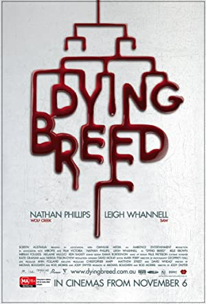 Dying Breed poster