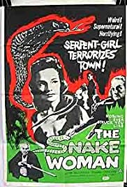 The Snake Woman (1961) Poster - Movie Forum, Cast, Reviews