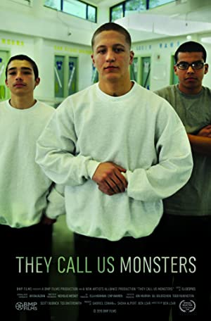 Movie They Call Us Monsters (2016)