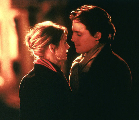 Renée Zellweger and Hugh Grant in Bridget Jones's Diary (2001)