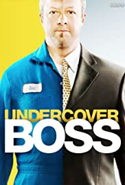 Undercover Boss Poster - TV Show Forum, Cast, Reviews