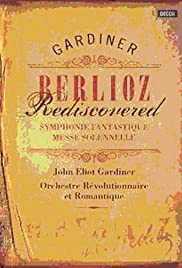 Berlioz: Messe solennelle Poster