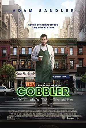 The Cobbler (2014) Download on Vidmate