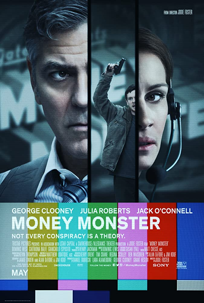 Download Money Monster (2016) Free