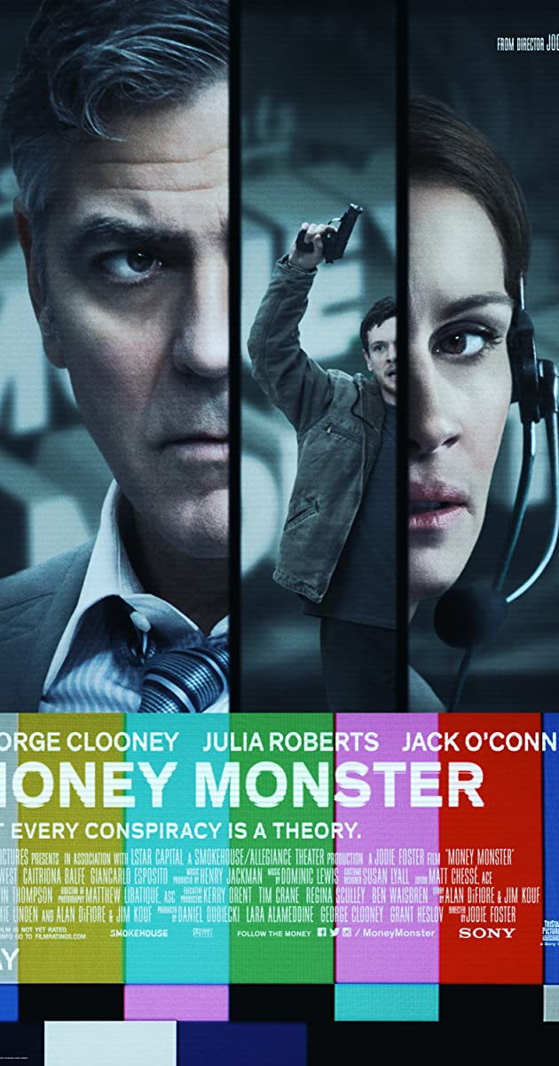 Pinigų monstras / Money Monster (2016) Online