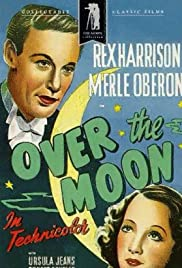 Over the Moon (1939) Poster - Movie Forum, Cast, Reviews