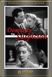 Doorway to Suspicion Poster
