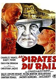 Les pirates du rail Poster