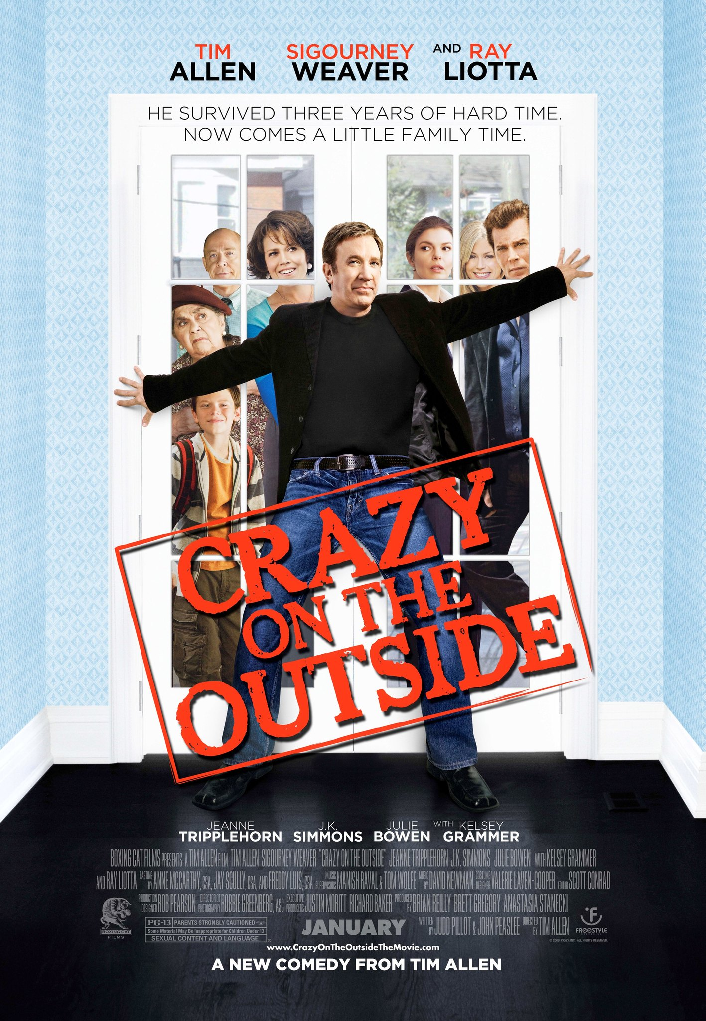 image Crazy on the Outside Watch Full Movie Free Online