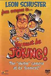 You Must Be Joking! Poster
