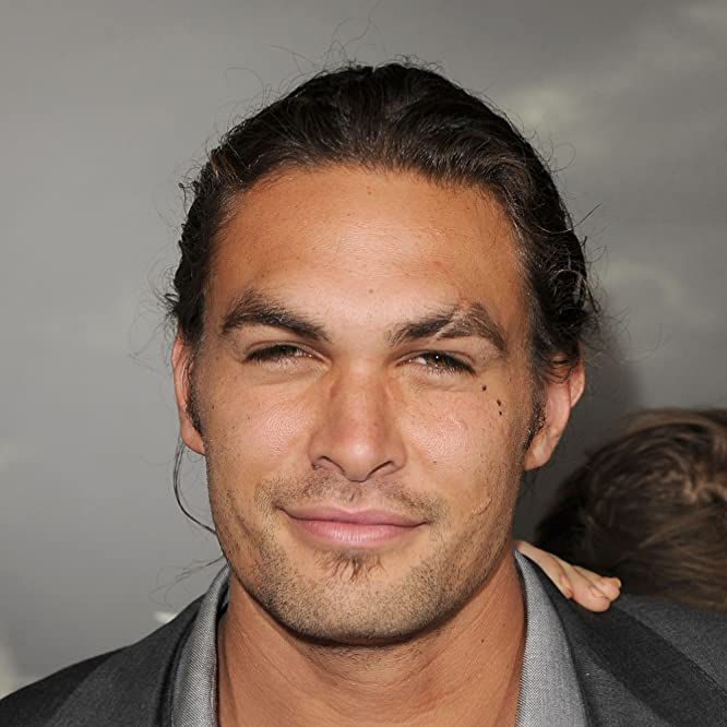 Jason Momoa at an event for Conan the Barbarian (2011)