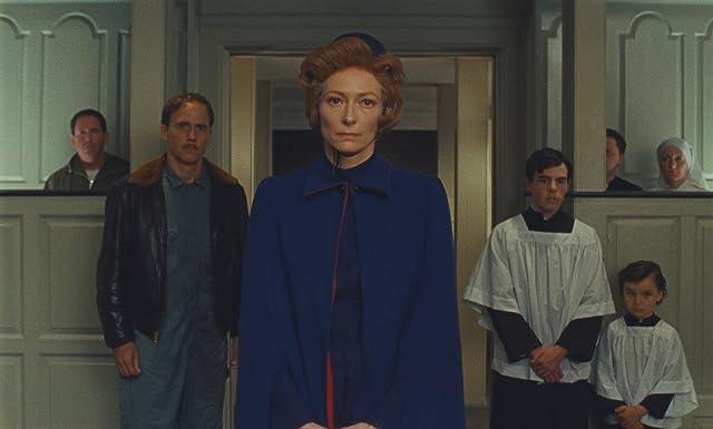 Tilda Swinton in Moonrise Kingdom (2012)
