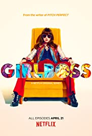 Girlboss Poster - TV Show Forum, Cast, Reviews