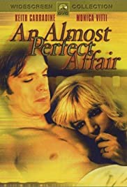 An Almost Perfect Affair Poster