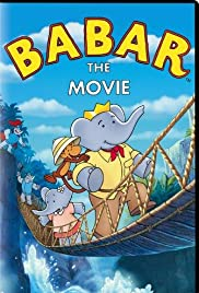 Babar: The Movie Poster