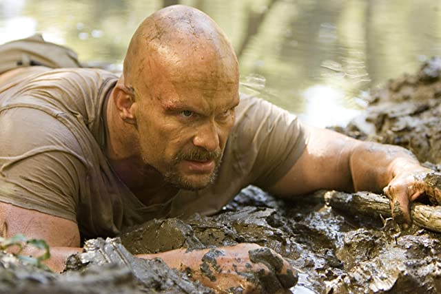 Steve Austin in The Condemned (2007)