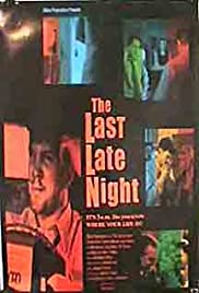 The Last Late Night Poster