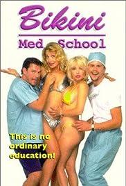 Bikini Med School Poster