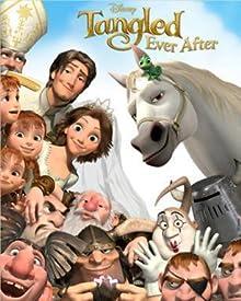 Poster Rapunzel - Verföhnt, Verlobt, Verheiratet