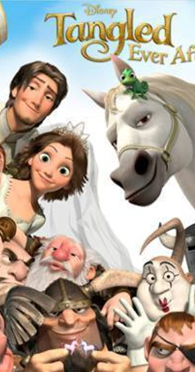 Tangled Ever After (2012) 720p