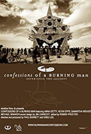Confessions of a Burning Man Poster