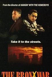 The Bronx War Poster