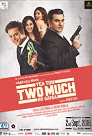 Yea Toh Two Much Ho Gayaa (2016) Hindi WEBHD 480p 350mb MKV