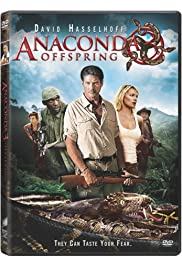 Anaconda: The Offspring Poster
