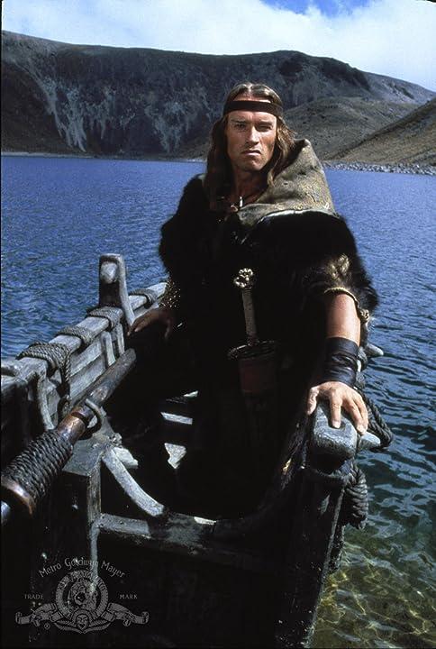Arnold Schwarzenegger in Conan the Destroyer (1984)