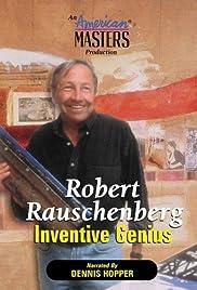 Robert Rauschenberg: Inventive Genius Poster