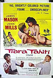 Tiara Tahiti (1962) Poster - Movie Forum, Cast, Reviews