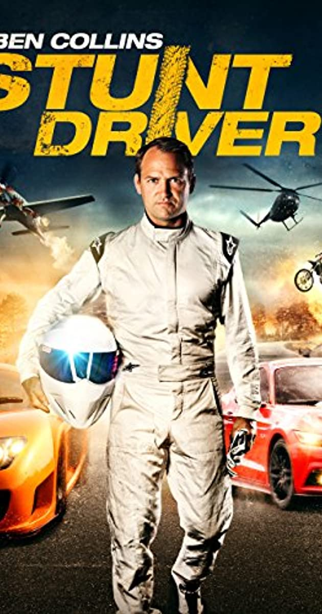 Ben Collins Stunt Driver (2015)