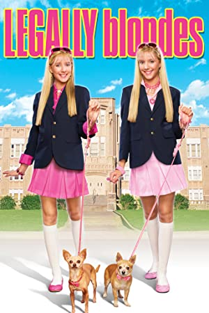 Poster Legally Blondes
