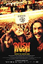 Image of Rush: Beyond the Lighted Stage