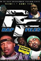 Image of Rap Files Vol. 1