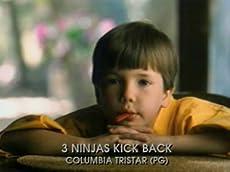 The Three Ninjas Kick Back