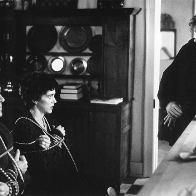 Kevin Spacey, Judy Davis, and Denis Leary in The Ref (1994)