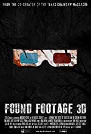 Found Footage 3D (2016) Poster - Movie Forum, Cast, Reviews