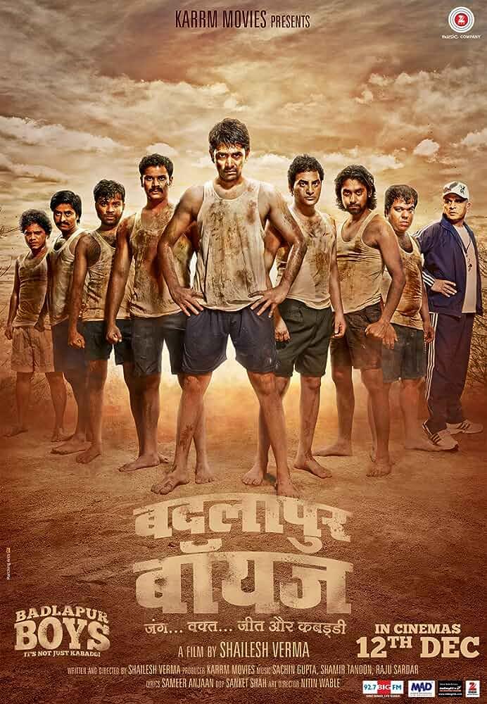 Badlapur Boys 2014 Hindi 480p DVDRip full movie watch online freee download at movies365.cc
