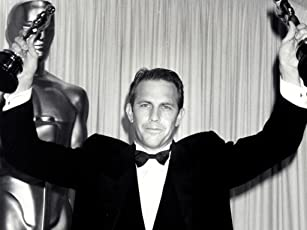 Kevin Costner at an event for The 63rd Annual Academy Awards (1991)