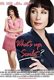 What's Up, Scarlet? Poster