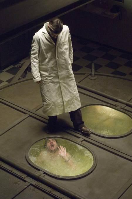 Gaspard Ulliel and Stephen Walters in Hannibal Rising (2007)