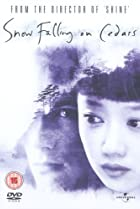 Snow Falling on Cedars (1999) Poster